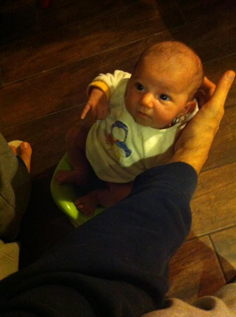 Hera nel vasino - 3 mesi