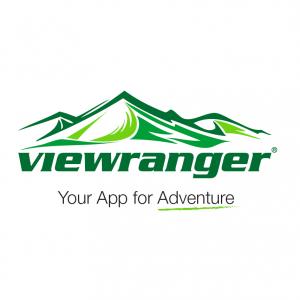 Logo ViewRanger app utilizzata per segnalare percoso di non fare l'asino